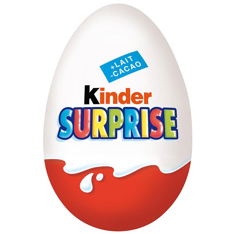 Slavoj Žižek explains the Kinder Surprise Egg.