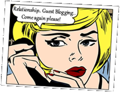 Stick a fork in it, Guest Blogging's done.