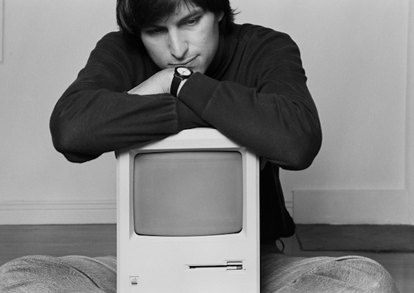 Steve Jobs on the disease of believing that 90% of the work is having a great idea.