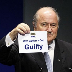 The backlash against FIFA and the World Cup continues.