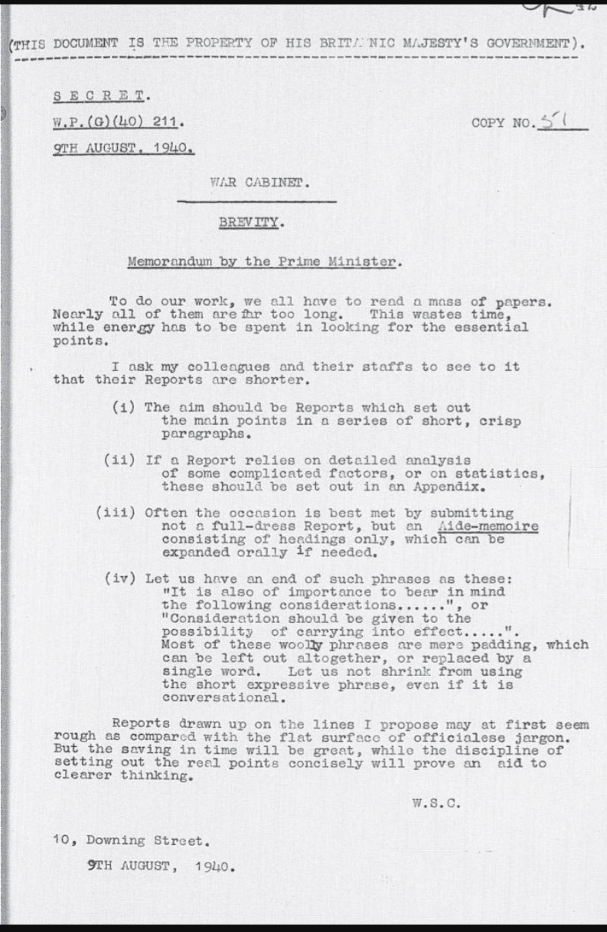 Churchill info